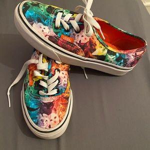 Rainbow ASPCA Vans